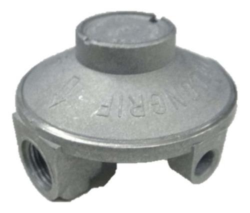 Regulador Gas Domestico Para 2 Bombonas De 18 O 43 Kg