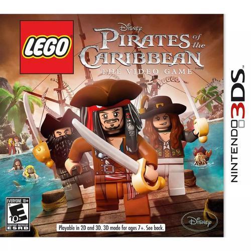 Juego Lego Piratas Del Caribe Para Nintendo 3ds Original