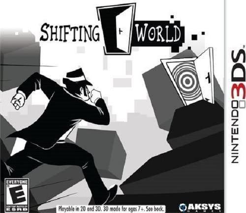 Juego Shifting World Nintendo 3ds Original Nuevo Fisico