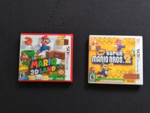 Juegos De Nintendo Super Mario Bros 2, Mario Land 3ds
