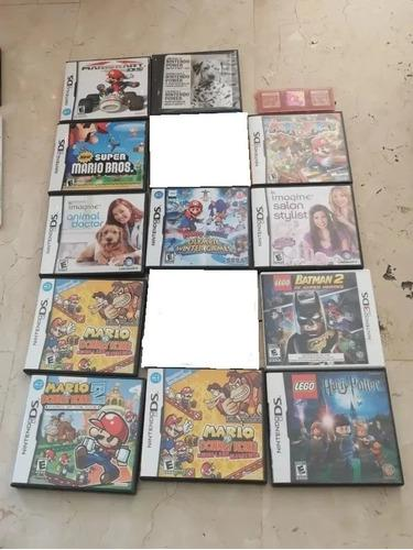 Juegos Varios Para Nintendo Ds Y 3ds