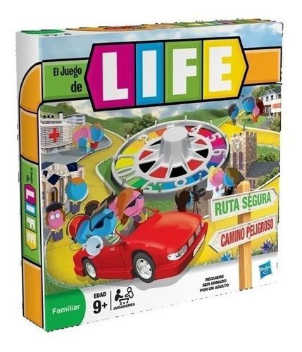 Life El Juego De La Vida. Original Hasbro.