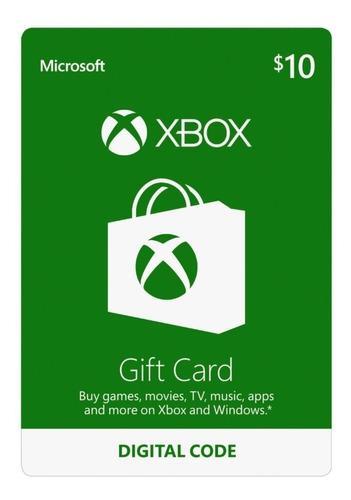 Tarjetas De Regalo De Xbox Microsoft Points Promoción !!!