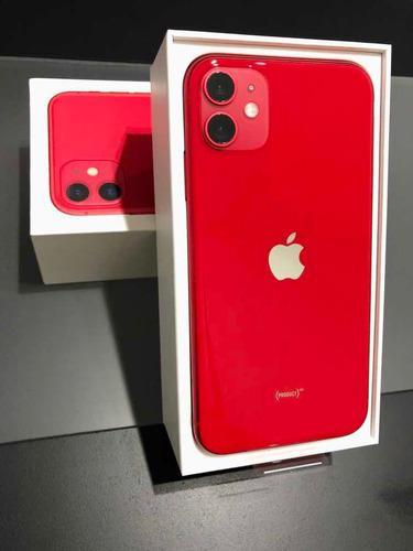 iPhone 11 128 Gb Liberado Nuevo Garantía+ Obsequio