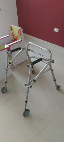 Andadera Para Niños Con Dificultad Para Caminar Numero 2