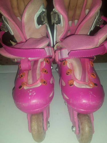 Patines Lineales Barbie Talla