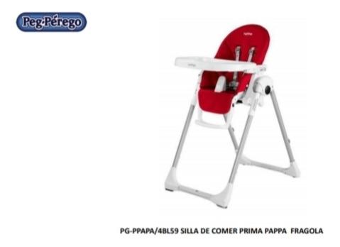 Silla De Comer Para Bebés Peg Perego
