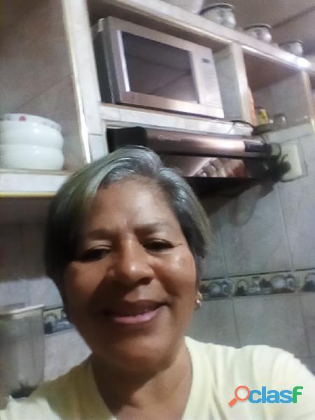 BUSCO TRABAJO PARA CUIDAR CASA O APARTAMENTO EN MARACAY