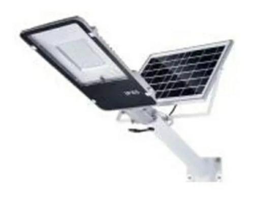 Lámpara Led Con Panel Solar 200w