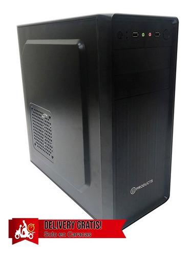 Case Atx Cpu Pc Lp36 Con Fuente De Poder 500w Bagc