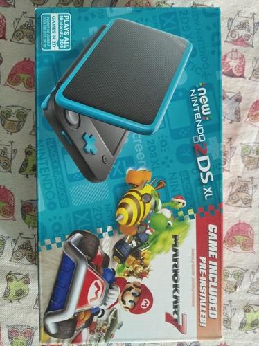 Consola Nintendo 3ds Xl Incluye Juego De Mario Bros Poco Uso