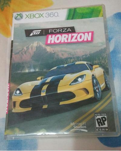 Forza Horizon Para Xbox 360 Usado Mercado Libre