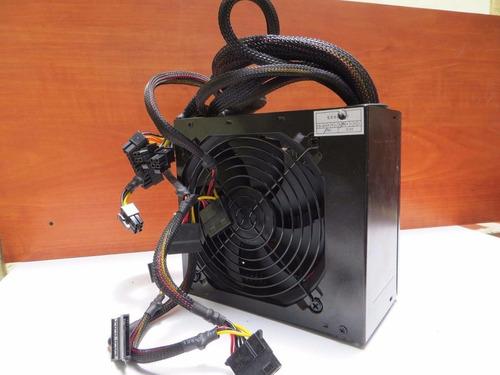 Fuente De Poder Atx Omega 800w Para Computadora Pc