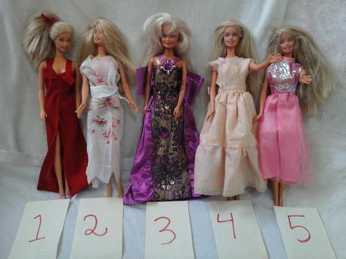 Muñecas Barbie Originales