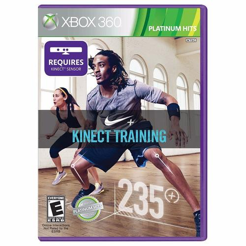 Nike Fitness Kinect Español (xbox 360)
