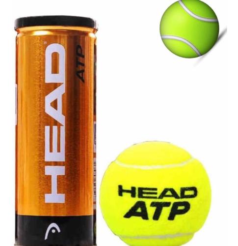 Pelotas De Tenis Head Atp (nuevo)