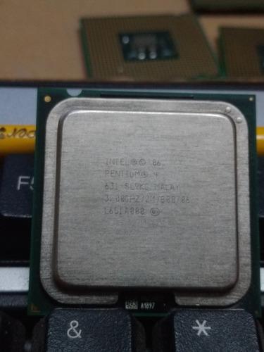 Procesador Intel Pentium  Ghz 2m Cache 800 Mhz