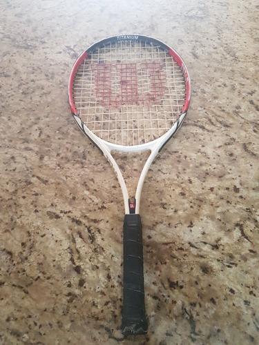 Raqueta De Tennis Wilson Para Niños