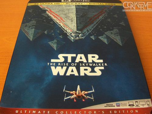 Star Wars The Rise Of Skywalker 4k Ultra Hd Bluray Hd Nuevo