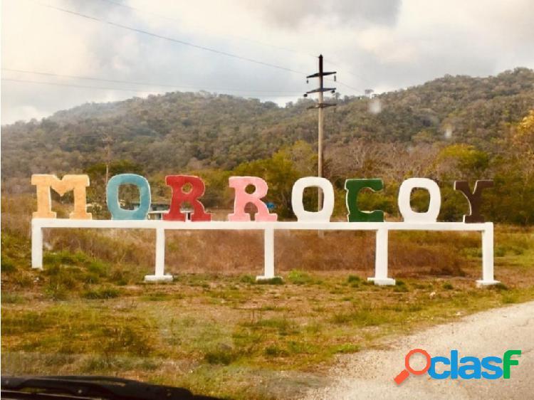 Terreno para posada Turística con vista al Mar en Morrocoy