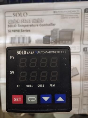 Control De Temperatura Marca Automation Direct Sl-lv