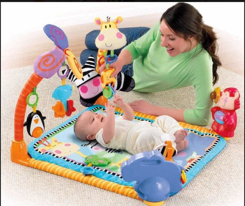 Gimnasio Fisher Price Para Bebé