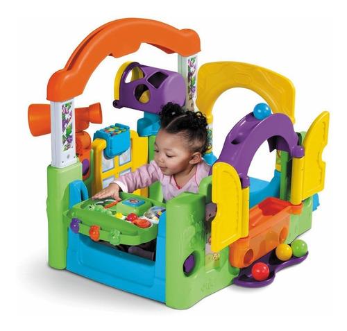 Little Tikes Jardin De Actividades Casa De Juegos 300v