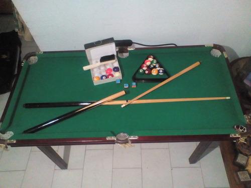 Mesa De Pool (desarmable), Cambio Por Hidrojet