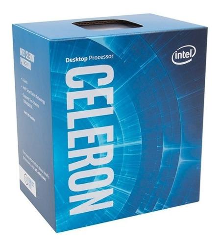 Procesador Intel Celeron 7ma Generación 2.9 Ghz G Mb
