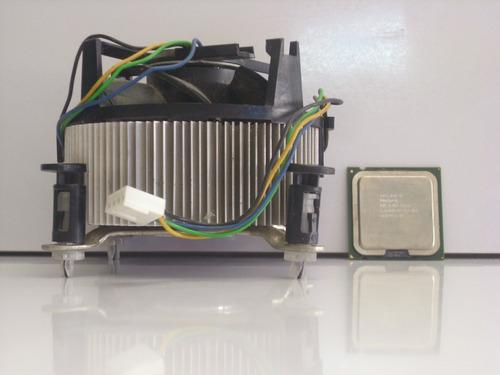 Procesador Intel Pentium D ghz Lga 775