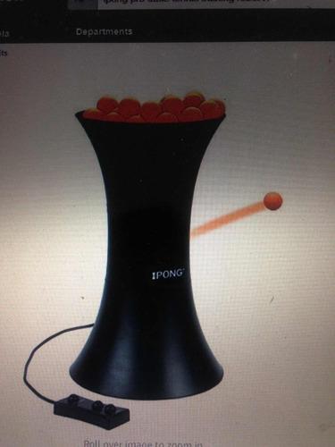 Robot Tenis De Mesa (ping Pong). Entrena Y Practica En Casa