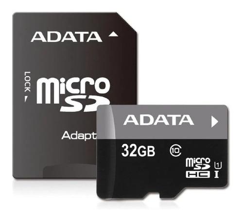 Adata Tarjeta De Memoria Micro Sd 32 Gb