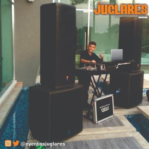 Agencia De Festejo, Sonido Display Profesional