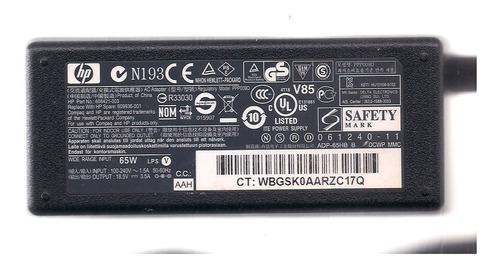 Cargador Hp Laptop Original N193