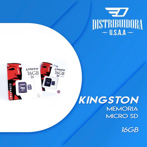 Memoria Kingston De 16 Gb