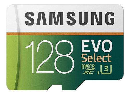 Memoria Micro Sd 128 Gb Samsung