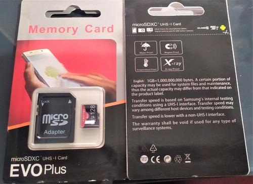 Memoria Micro Sd 128gb Evo Plus Krecoo