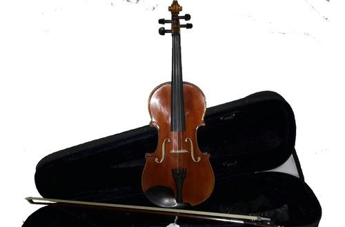 Violin Franz Hoffmann® Prelude 4/4 Con Estuche Y Arco Nuevo
