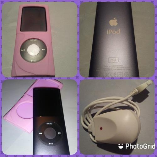 iPod Nano De 8 Gb Cuarta Generación Poco Uso. En Buen