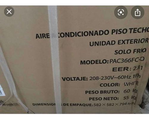 Aire Acondicionado  Btu Premium Pisó Techo