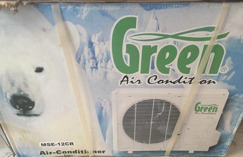 Aire Acondicionado Split Green De 12mil Btu Consola