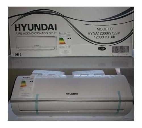 Aire Acondicionado Split Hyundai btu