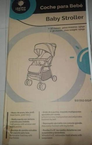 Coche Para Bebe, Marca Baby Stroller, Original Nuevo