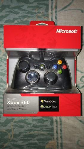Control De Xbox 360 Alambrico Original Microsoft