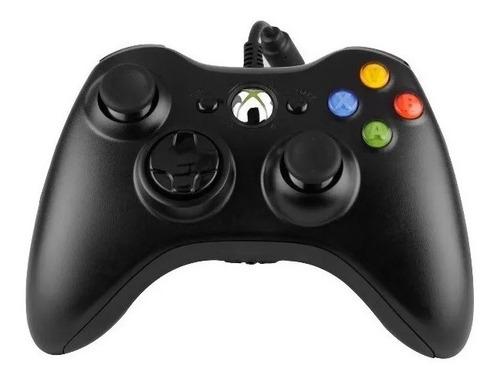 Control Para Xbox 360 Y Pc Microsoft Nuevo Blanco Cable Usb.