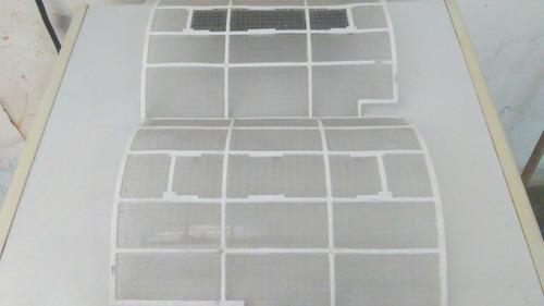 Filtro Consola Aire Acondicionado Tipo Split De 12 Mil Btu