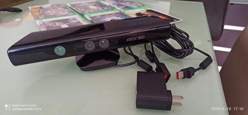 Kinect Sensor De Movimiento Para Xbox 360 Con Adaptador Ac