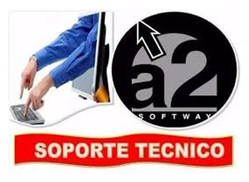 Servicio Técnico Remoto Y Presen Soporte Sistemas A2