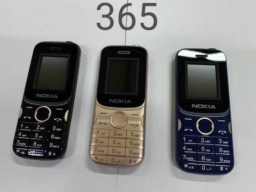 Teléfono Nokia Modelo 365 Mp3 Bluetooth Cámara Con Flash