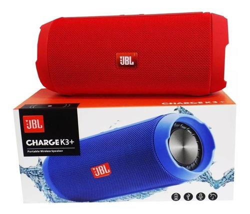 Corneta Jbl Charge K3 Bluetooth Aux Mp3 Somos Tienda
